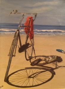 Bsp. Acrylmalerei